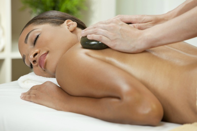 Stone Massage | Spa Massages | Inspire Day Spa | Scottsdale