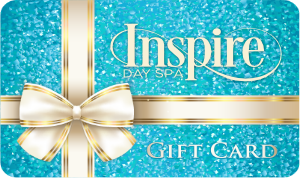 inspire day spa gift card