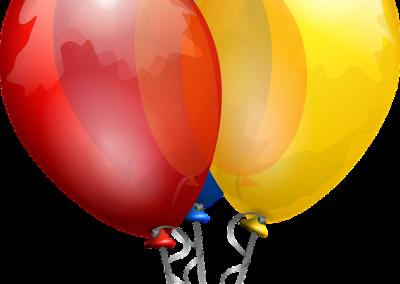 Balloon: Choose Message