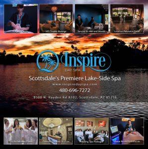 spas scottsdale inspire day spa